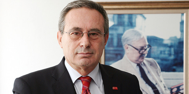 PROF. DR. TANER YÜCEL 2. KEZ ERO'YA SEÇİLDİ